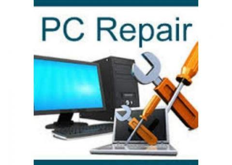 Desktop And Laptop Computers Repairs & Software/Windows Installation