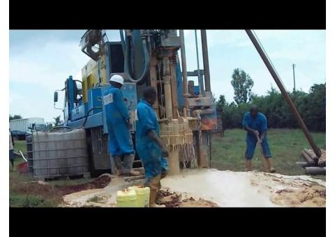 Borehole Drilling And Water Treatment