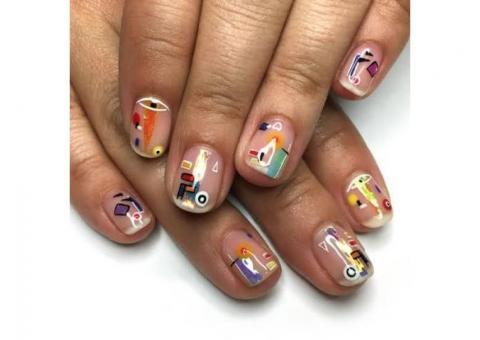 Fix Nails, Lashes, Hairs,