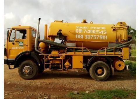 Sewage Disposal Services