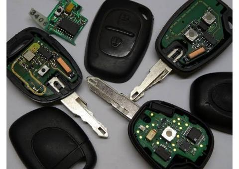 Car keys repair